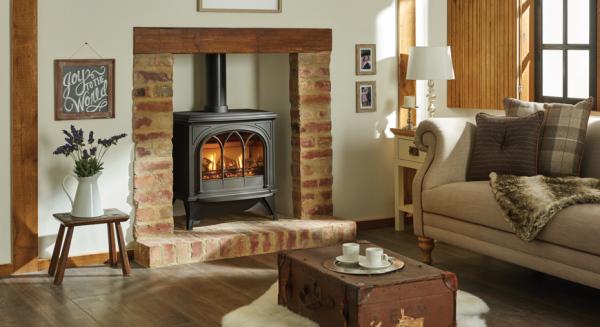 Huntingdon 40 Gas Stove 2.78 - 5.54Kw
