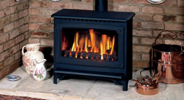 Marlborough Large Gas Stove 3.10 - 7.25Kw
