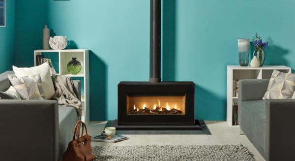 Studio 2 Freestanding Gas Fire 6.85 - 7.00Kw