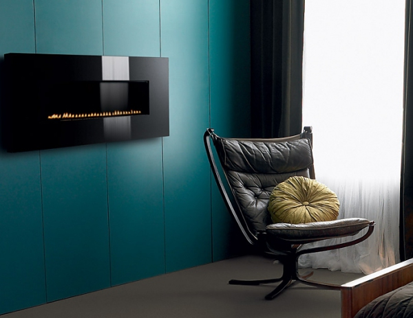 X-FIRE Widescreen - Granite 3.5Kw