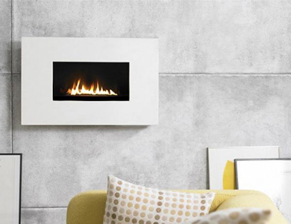 X-FIRE Landscape 750 - Limestone 2.3Kw