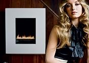 X-FIRE Portrait 600 - Limestone 2.3Kw