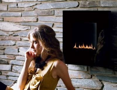 X-FIRE Portrait 600 - Granite 2.3Kw