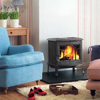 F100 Cleanburn 7.5Kw Wood Burner