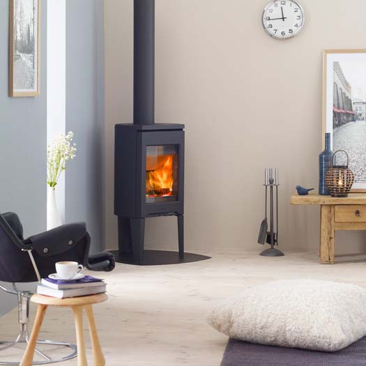 F162 9Kw Wood Burner