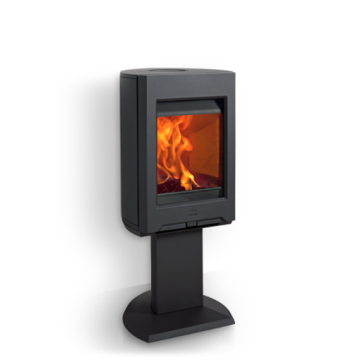 F166 9Kw Wood Burner
