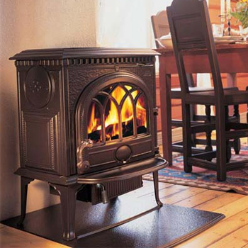 F3 Cleanburn 9Kw Wood Burner
