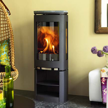 F371 7Kw Wood Burner