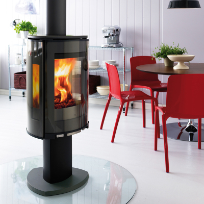 F373 7Kw Wood Burner