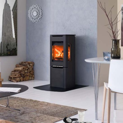 F263 9Kw Wood Burner
