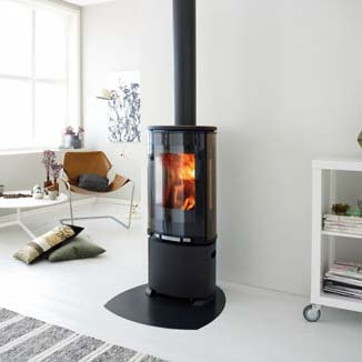 F374 7Kw Wood Burner