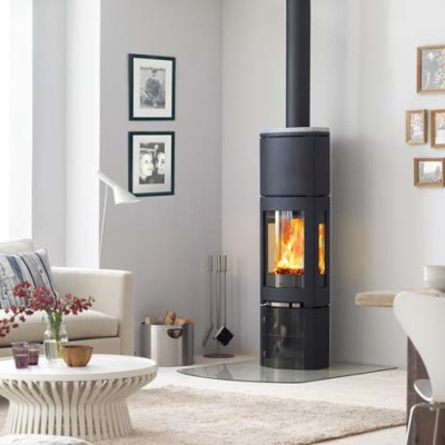 F375 7Kw Wood Burner