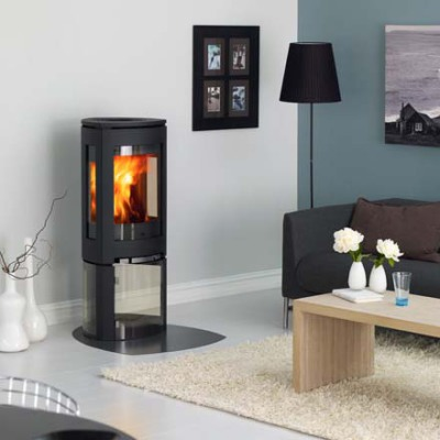 F376 7Kw Wood Burner