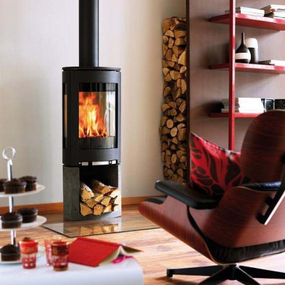 F372 7Kw Wood Burner
