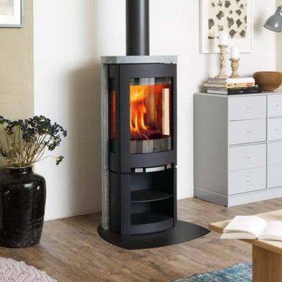 F377 7Kw Wood Burner