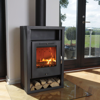 Asgard 6 9Kw Wood Burner
