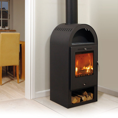 Asgard 4 9Kw Wood Burner