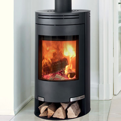 Aduro 1-2 9Kw Wood Burner