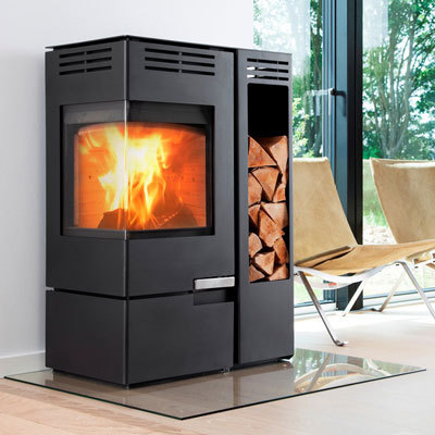 Aduro 12 9Kw Wood Burner