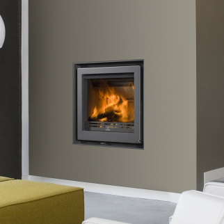 Unilux-3 52 7Kw Wood Burning Inset