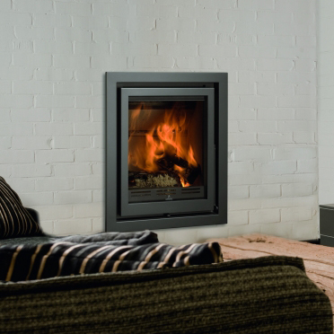Unilux-3 55 8Kw Wood Burning Inset