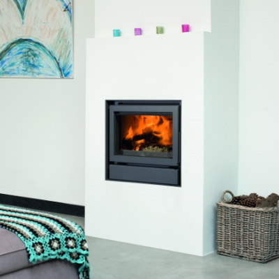 Universal-5 60 7Kw Wood Burning Inset
