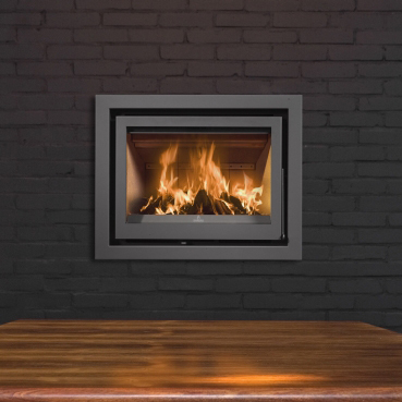 Unilux-3 65 9Kw Wood Burning Inset