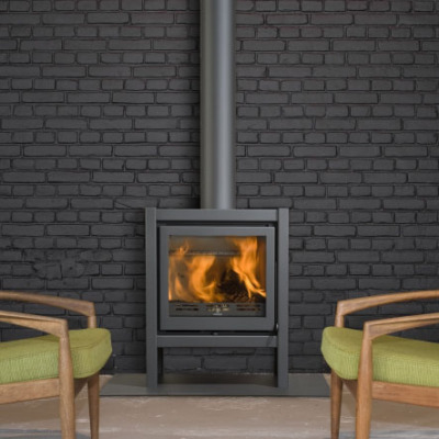 Eco 52 7Kw Wood Burner
