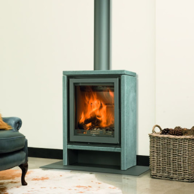 Barbas Eco 55 8Kw Wood Burner