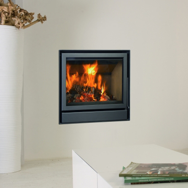 Universal-5 75 9Kw Wood Burning Inset