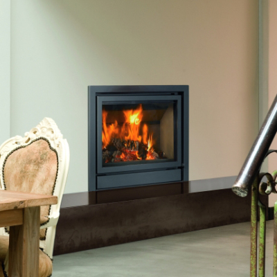 Universal-5 85 11Kw Wood Burning Inset