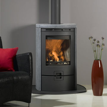 Eco 800 10Kw Wood Burner