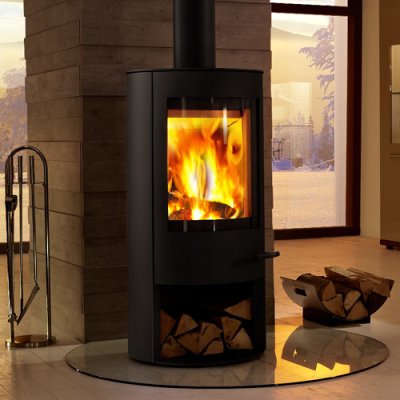 Aprica 8Kw Wood Burner