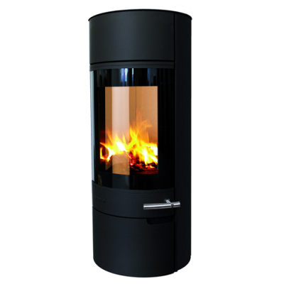 Solaro2 10Kw Wood Burning Corner Stove