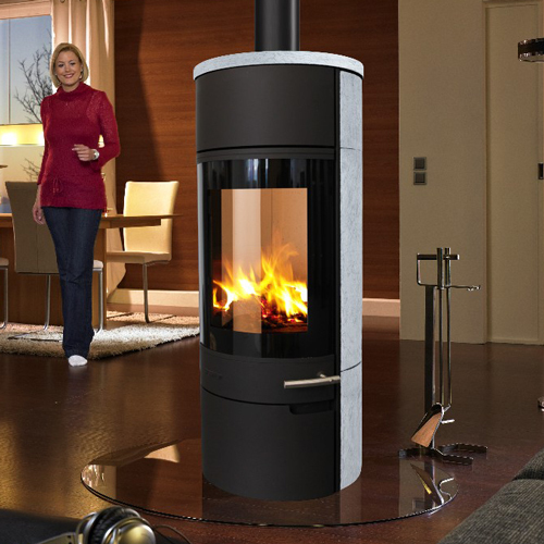 Solaro 2 10Kw Wood Burner