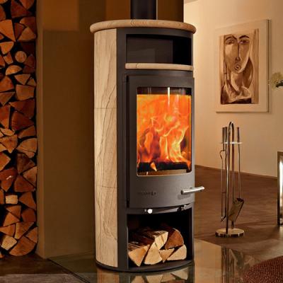 Sondrio 4 10Kw Wood Burner