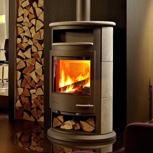 Varese 2W Wood Burning Boiler stove