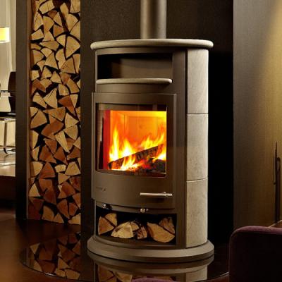 Varese 2W Wood Burning Boiler stove