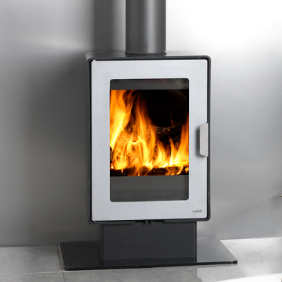 LF6 6Kw Wood Burner