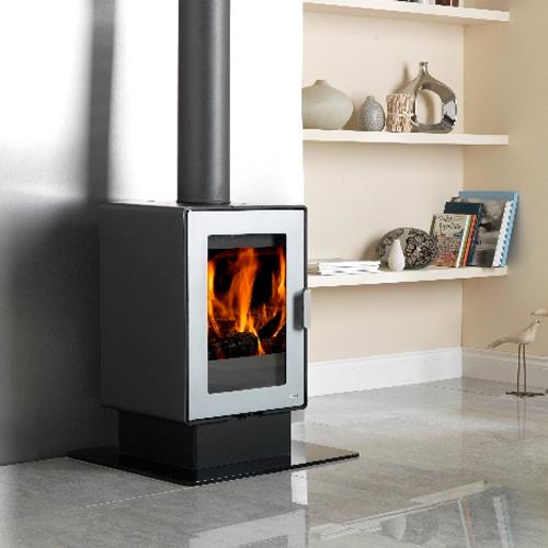 LogFire LF6 SE 6Kw Wood Burner