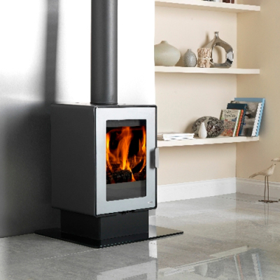 LF6SE 6Kw Wood Burner