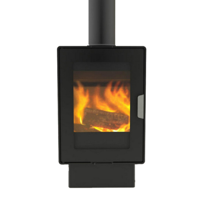LF6 Double Sided 6Kw Wood Burner