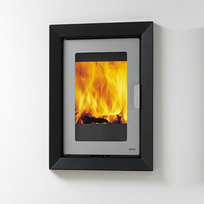 LF6 6Kw Wood Burning Inset