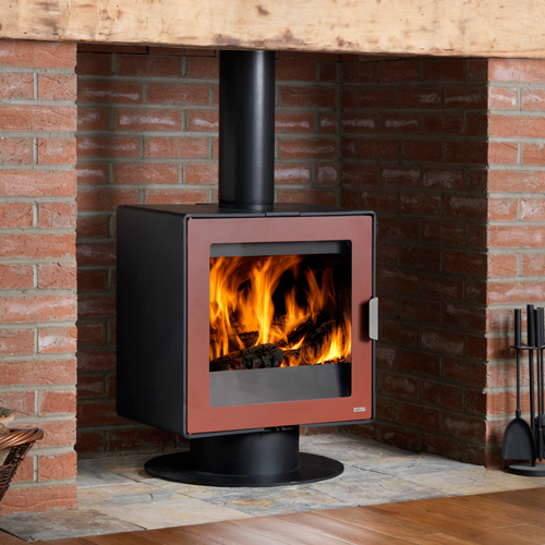 LF10 10Kw Wood Burner