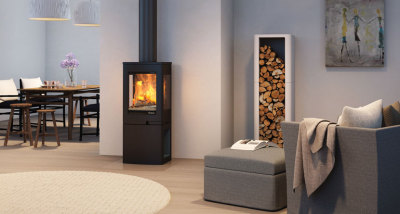 Nordpeis Uno 2 4Kw Wood Burner