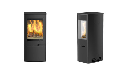 Nordpeis Uno 4 4Kw Wood Burner