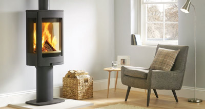 Nordpeis Duo 1 5Kw Wood Burner