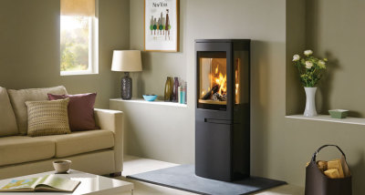 Nordpeis Duo 4 5Kw Wood Burner