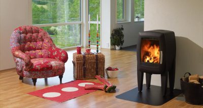 Nordpeis Smarty Classic 5Kw Wood Burner
