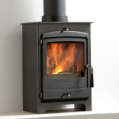 Portway 1 Contemporary 4.9Kw Multi Fuel